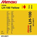Чернила Mimaki LH-100 (yellow), 600 мл