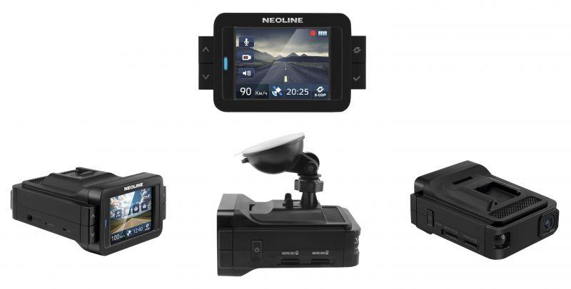 Гибрид радар-детектора и видеорегистратора Neoline X-COP ...