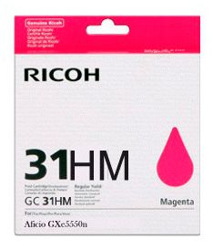 Картридж Ricoh Print Cartridge GC31MH (magenta), 4000 стр. 405703 Ricoh