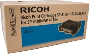 Тонер-картридж Ricoh Print Cartridge SP 4100, 15000 стр. 407649 Ricoh