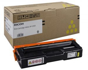 Тонер-картридж Ricoh Print Cartridge SPC252E (yellow), 4000 стр. 407534 Ricoh