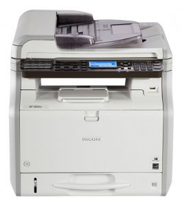 МФУ Ricoh SP 3600SF 906365 Лазерные МФУ Ricoh