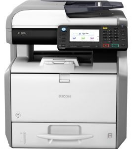 МФУ Ricoh SP 4510SF (906434, 407304) 906434 Лазерные МФУ Ricoh