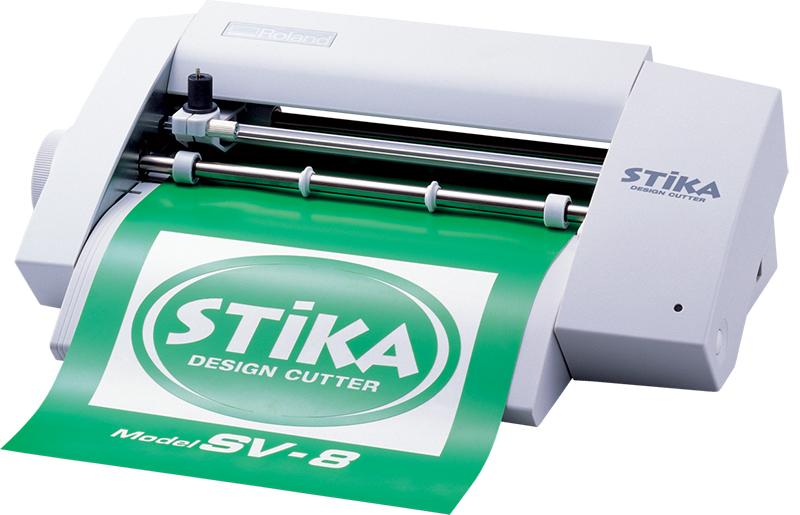 Режущий плоттер из принтера