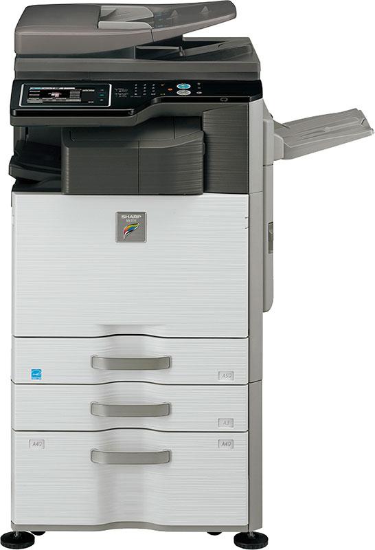 SHARP MX 4141N 64BIT DRIVER