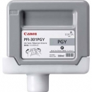 Картридж Canon PFI-301PGY (photo gray) 330 мл