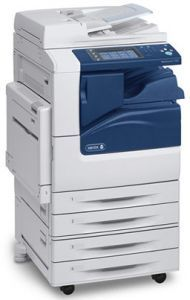 МФУ Xerox WorkCentre 7120 (базовый блок) 7120V_T Лазерные МФУ и копиры Xerox