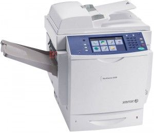 МФУ Xerox WorkCentre 6400X (базовый блок) 6400V_X Лазерные МФУ и копиры Xerox