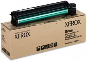 Фотобарабан Xerox Drum Cartridge WorkCentre 312, M15, Pro 412, FaxCentre F12 113R00663 Тонеры и драм-картриджи Xerox