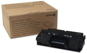 Тонер-картридж Xerox Print Cartridge (black) Phaser 3320, 5000 стр. 106R02304 Xerox