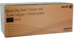Тонер-картридж Xerox Toner Cartridge DocuColor iGEN3 (black) 006R01300 Xerox