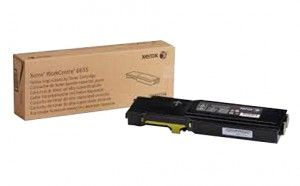 Тонер-картридж Xerox Toner Cartridge WorkCentre 6655 (yellow), 7000 стр. 106R02754 Xerox